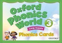 Наглядні картки Oxford Phonics World 3 Phonics Cards