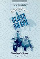 Підручник A Close Shave: Teacher's Book