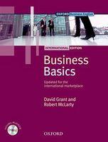 Підручник Business Basics International Edition: Student's Book Pack
