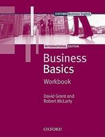 Підручник Business Basics International Edition: Workbook