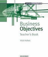 Підручник Business Objectives International Edition: Teacher's Book