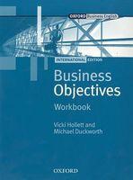 Підручник Business Objectives International Edition: Workbook