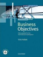 Підручник Business Objectives WB