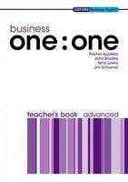 Підручник Business one: one Advanced: Teacher's Book