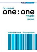 Підручник Business one: one Intermediate: Teacher's Book