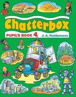 Підручник Chatterbox 4 PB