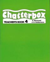 Підручник Chatterbox 4 TB