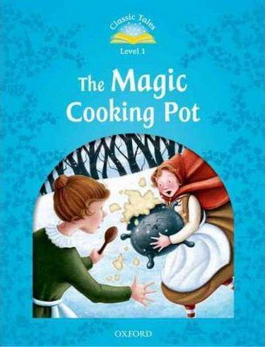 %D0%9F%D1%96%D0%B4%D1%80%D1%83%D1%87%D0%BD%D0%B8%D0%BA+Classic+Tales+Second+Edition+1%3A+The+Magic+Cooking+Pot - фото 1