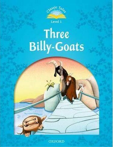 %D0%9F%D1%96%D0%B4%D1%80%D1%83%D1%87%D0%BD%D0%B8%D0%BA+Classic+Tales+Second+Edition+1%3A+Three+Billy-Goats - фото 1