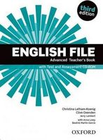 Підручник English File 3rd Edition Advanced: TB & Test Assessment CD-ROM