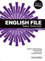 Підручник English File 3rd Edition Beginner Teacher's Book with Test & Assessment CD-ROM