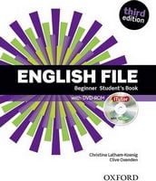 Підручник English File 3rd Edition Beginner: Student's Book & iTutor Pack