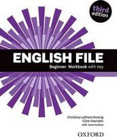 Підручник English File 3rd Edition Beginner: Workbook with Answer Booklet