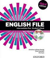 Підручник English File 3rd Edition Intermediate Plus: Student's Book & iTutor Pack