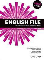 Підручник English File 3rd Edition Intermediate Plus: Teacher's Book & Test Assessment CD-ROM Pack