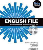Підручник English File 3rd Edition Pre-Intermediate: Workbook and iChecker