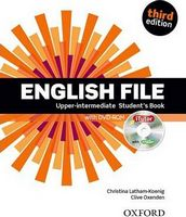 Підручник English File 3rd Edition Upper Intermediate: Student's Book & iTutor Pack