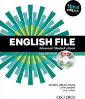 Підручник English File, 3rd Edition Advanced: Student's Book & iTutor Pack