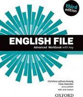 Підручник English File, 3rd Edition Advanced: Workbook with Key