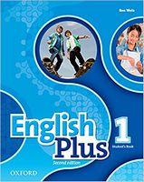 Підручник English Plus 2E: 1 SB