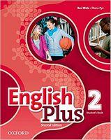 Підручник English Plus 2E: 2 SB