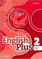Підручник English Plus 2E: 2 Teachers  Pack