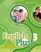 Підручник English Plus 2E: 3 SB