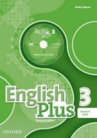Підручник English Plus 2E: 3 Teachers  Pack