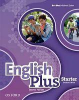 Підручник English Plus 2E: Starter SB