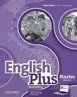 Підручник English Plus 2E: Starter Workbook