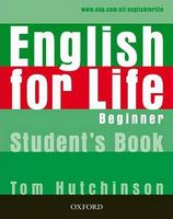 Підручник ENGLISH FOR LIFE BEG SB