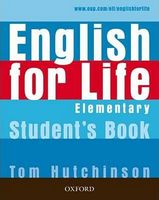 Підручник ENGLISH FOR LIFE ELEM SB