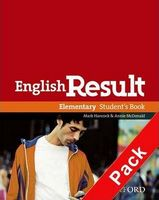 Підручник English Result Elementary Teacher's Book with DVD Pack