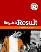 Підручник English Result Elementary Workbook without key