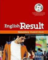 Підручник English Result Elementary: Student's Book With DVD Pack