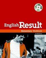 Підручник English Result Elementary: Workbook with Answer Booklet and MultiROM Pack