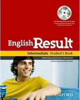 Підручник English Result Intermediate: Student's Book With DVD Pack