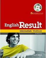 Підручник English Result Intermediate: Workbook with Answer Booklet and MultiROM Pack
