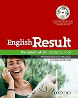 Підручник English Result Pre Intermediate: Student's Book With DVD Pack