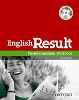Підручник English Result Pre-Intermediate Workbook without key