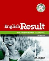 Підручник English Result Pre-Intermediate: Workbook with Answer Booklet and MultiROM Pack