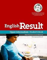 Підручник English Result Upper-Intermediate: Student's Book With DVD Pack