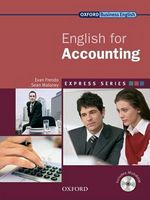 Підручник English for Accounting: Student's Book Pack