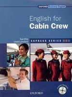 Підручник English for Cabin Crew Student's Book Pack