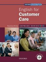 Підручник English for Customer Care: Student's Book Pack