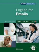 Підручник English for Emails: Student's Book Pack