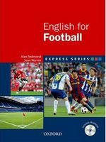 Підручник English for Football: Student's Book and MultiROM Pack