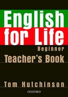 Підручник English for Life Beginner: Teacher's Book Pack