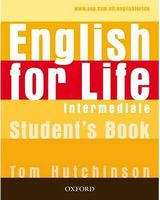 Підручник English for Life Intermediate: SB