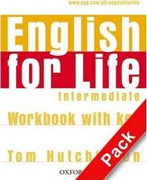 Підручник English for Life Intermediate: Student's Book with MultiROM Pack